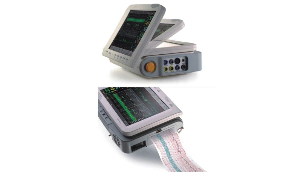 Monitor Fetal - STAR5000C - COMEN