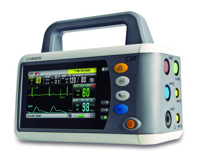Monitor Multiparamétrico - C30 - COMEN