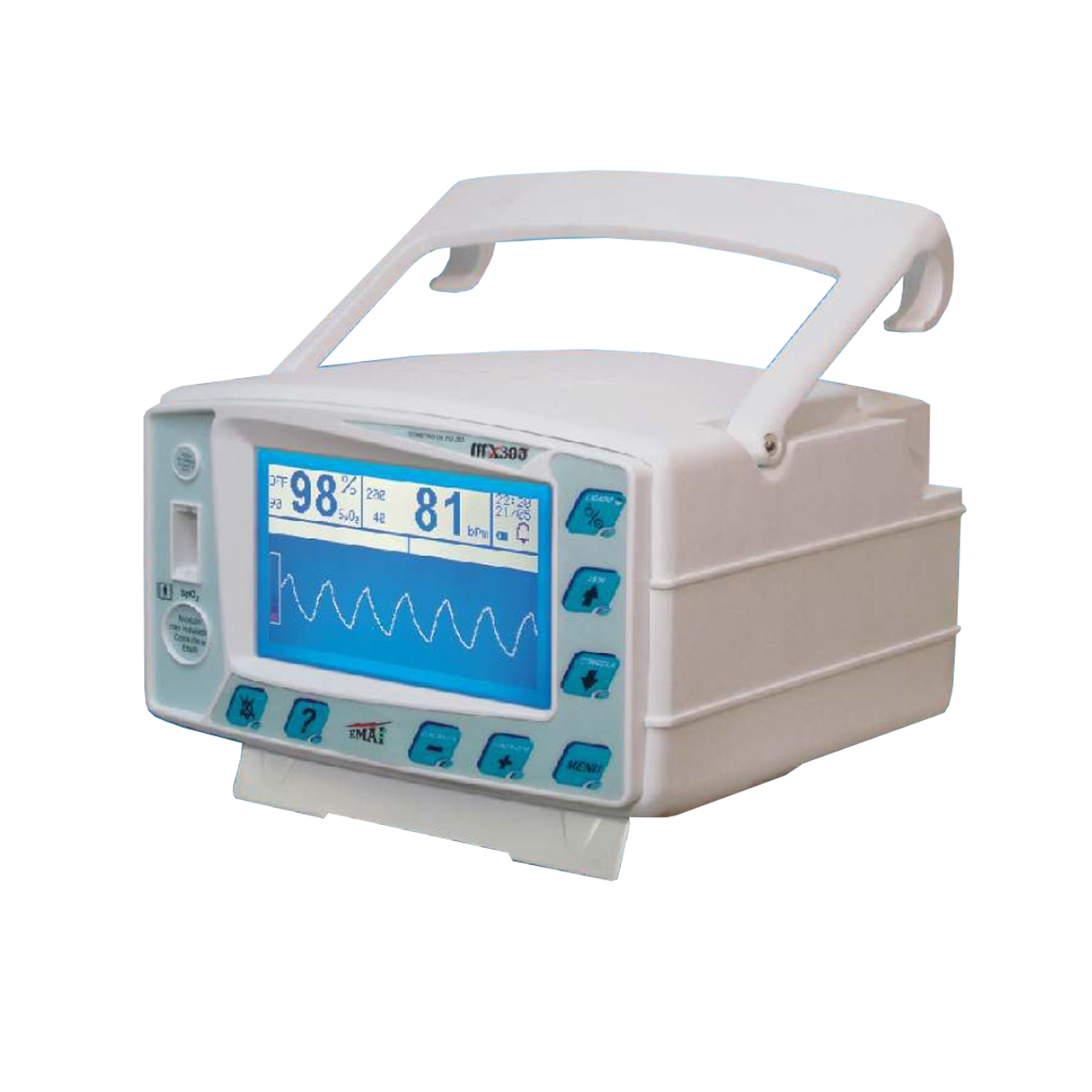 Oxímetro de Pulso - MX 300 - EMAI