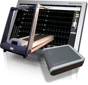 Sistema de Ergometria – ErgoPC USB + Centurion 300