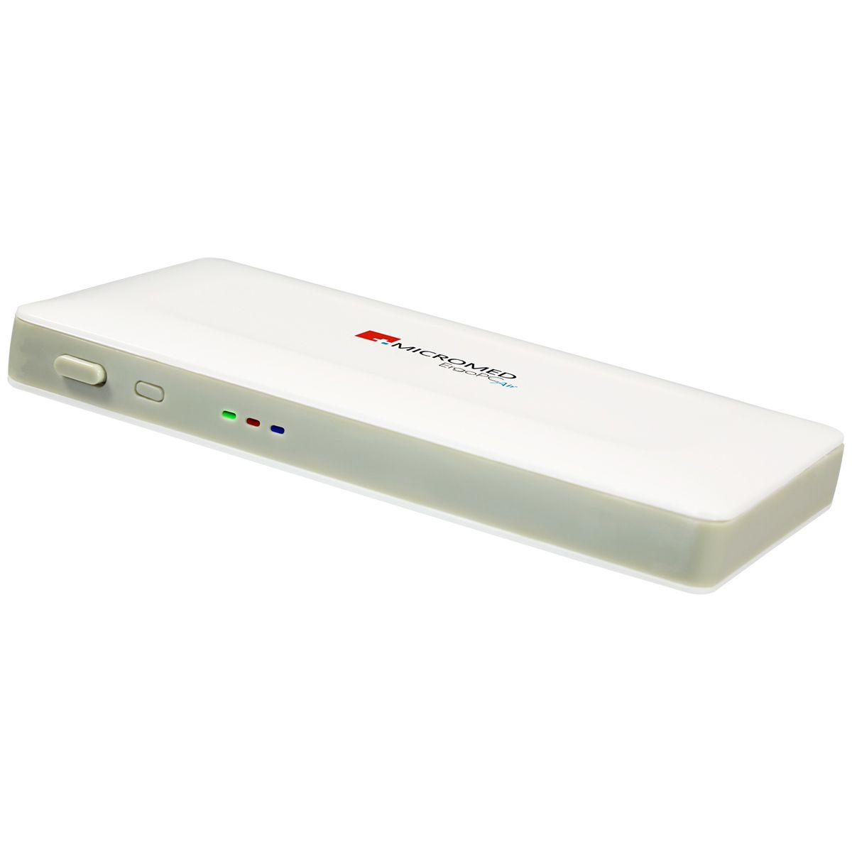 Sistema de Ergometria Sem Fio – ErgoPC Air + Centurion 300