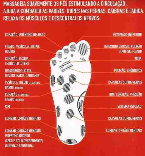 Palmilha Magnetica Renova Relax Recortavel Calce 35/46 - 1026p