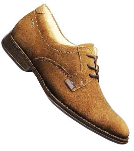 Sapato Pegada Masculino Oxford 100% Couro - 23404