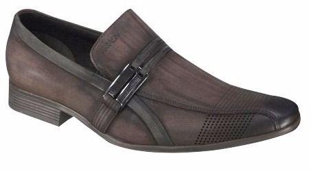 Sapato Ferracini Dynamic 24h Couro Legitimo - 4827280i