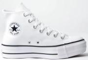Tenis Converse All Star Salto 4 Cm Flat Form - CT098200