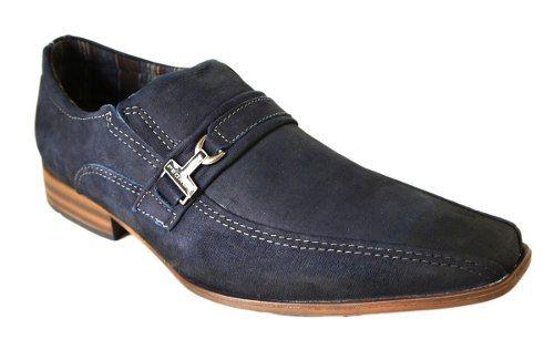 Sapato Pegada Social Couro Legitimo Liso - 123254