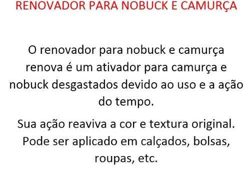 Renovador Camurca E Nobuck Renova - 0130
