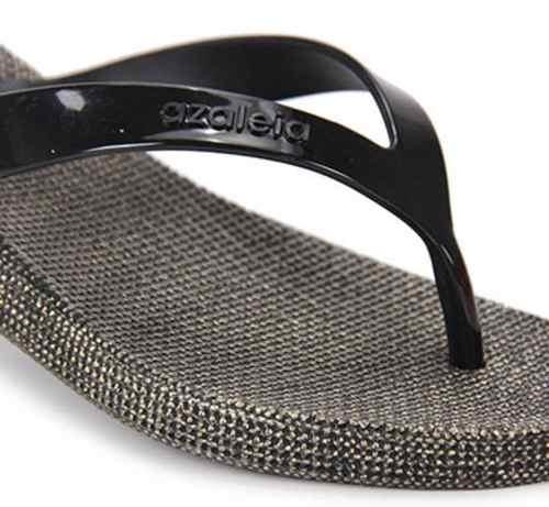 83afca789 Chinelo Azaleia Tropical Conforto Salto 2,5cm - 246 - Celeste Calçados
