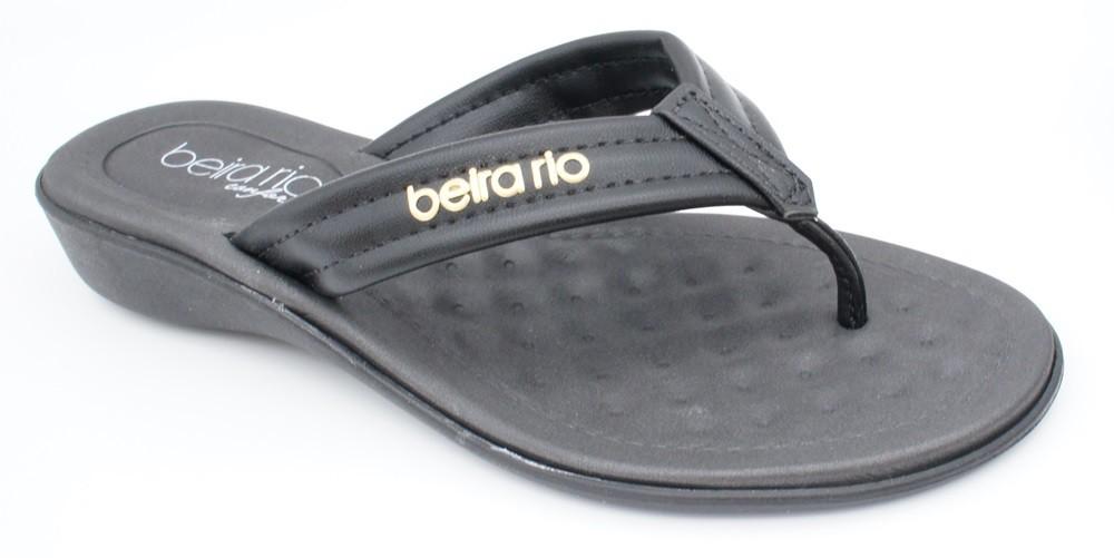 Chinelo Beira Rio Conforto Tira - 8224826