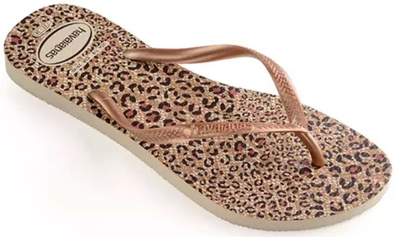 Chinelo Havaianas Feminino Slim Animals - 1072
