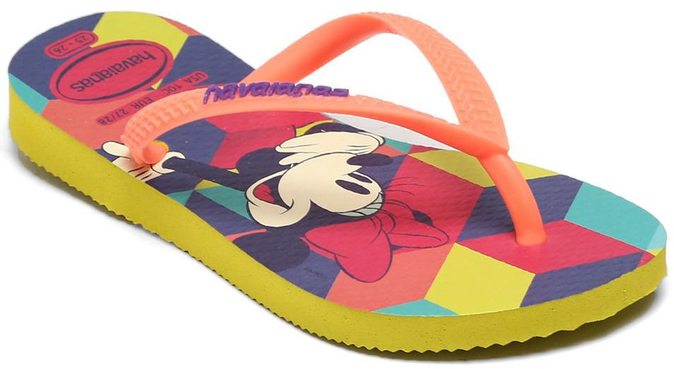 Chinelo Havaianas Kids Disney Cool CF Infantil Slim - 1199