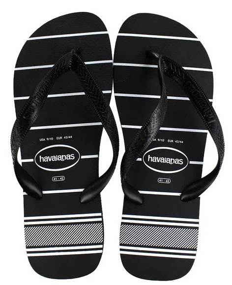Chinelo Havaianas Top Line - 10207