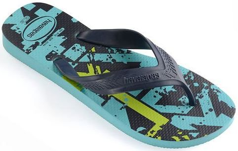 Chinelo Havaianas Top Max Street Masculino - 10201