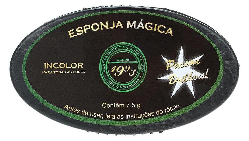 Esponja Magica Renova Incolor - 1351
