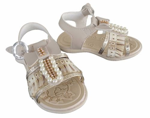 Sandalia Brazinha Baby Infantil Menina - Ns903