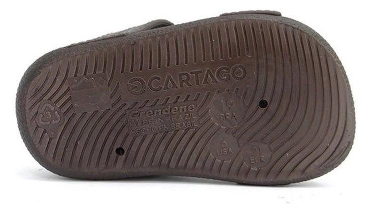 Sandalia Cartago Infantil Masculina Dakar Carrapicho - 11605