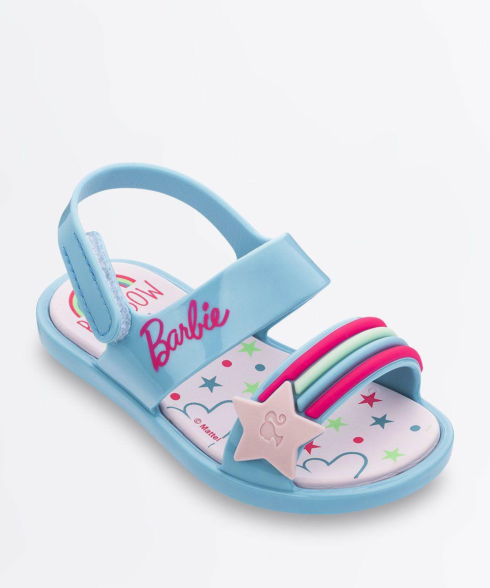 Sandalia Grendene Infantil Barbie - 22073