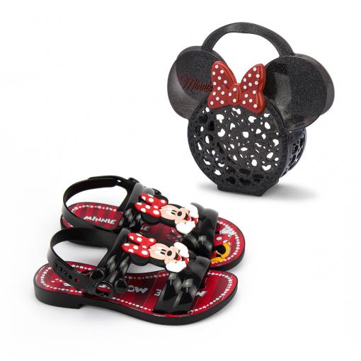 Sandalia Grendene Infantil Menina Minnie Mouse - 22167