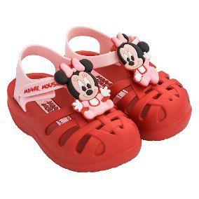 Sandalia Grendene Minnie Disney Classicos - 21870