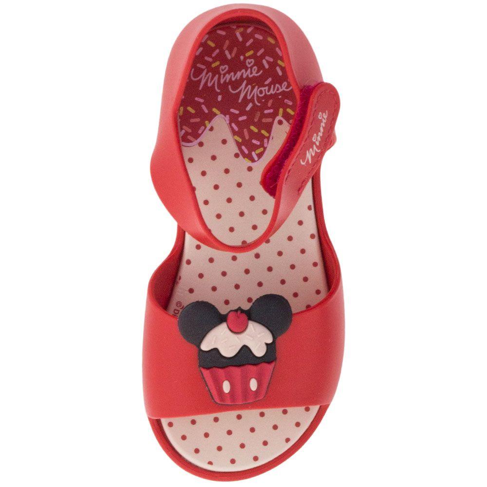 Sandalia Grendene Minnie Fun Baby Menina - 21869