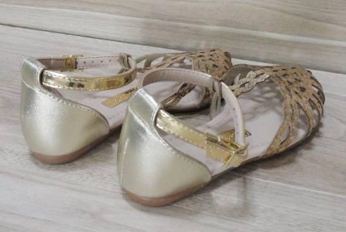 Sandalia Molekinha Moleca Infantil Menina - 2086133