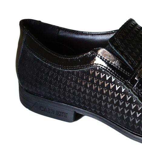 2bec400a1 Sapato Calvest Fivela Todo Detalhado - 3140C415 - Celeste Calçados