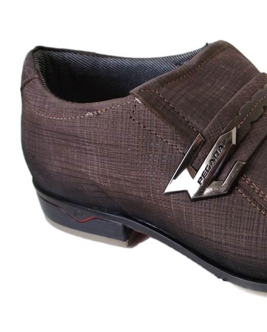 Sapato Pegada Social Fivela - 122262