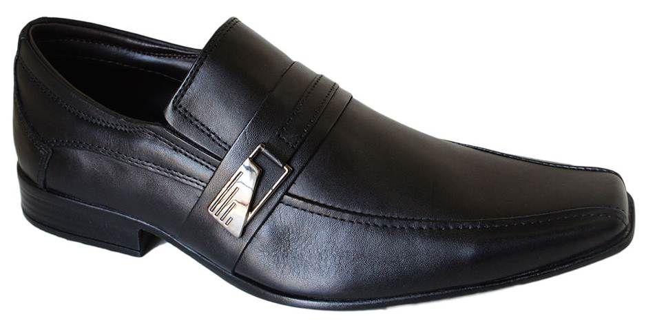 Sapato Perlatto Social Masculino - 7703