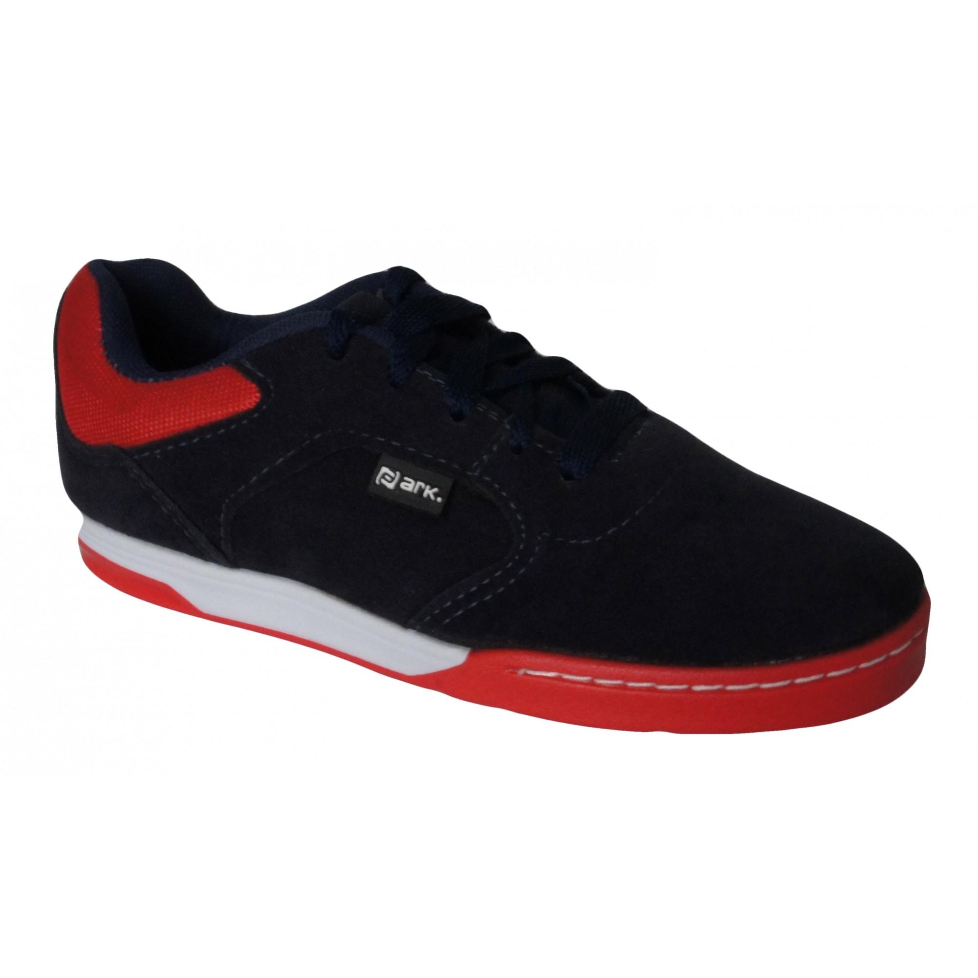 8986476f2 Tenis Ark Esqueitista Infantil - P2502C - Celeste Calçados
