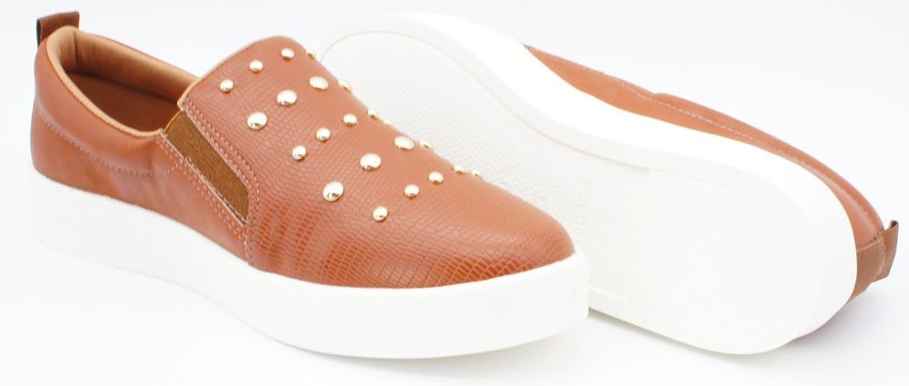 Tenis Bebece Slip On Bolinhas - OUT2113401