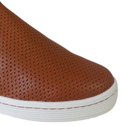 Tenis Bottero Slip Costura Furos - 302001