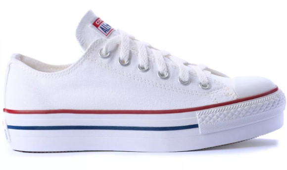 Tenis Converse All Star Flat Form Salto 3,5 Cm - Ct04950003