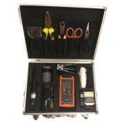 Kit de Ferramentas para Fibra Óptica FTTH