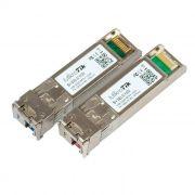 Kit SFP+ 10G Mikrotik S+2332LC10D (par)
