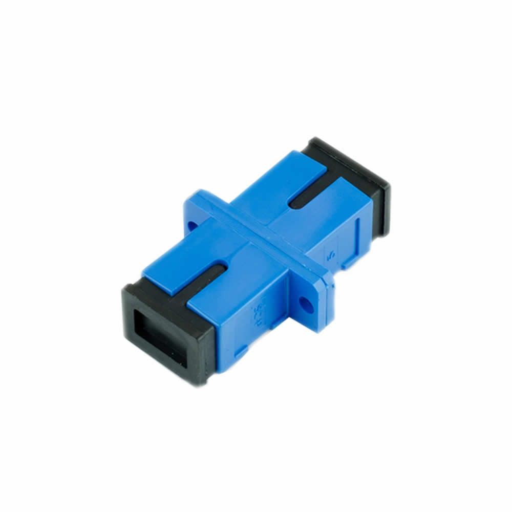 Conector Adaptador SC-SC/UPC Fêmea/Fêmea