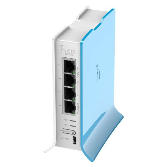 MIKROTIK RouterBoard (RB941-2ND-TC) hAP Lite
