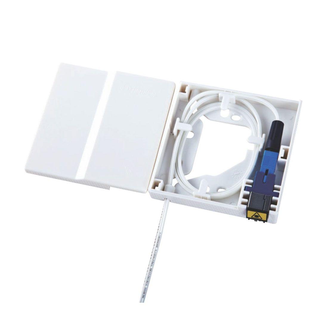 Caixa de Terminação de Fibra FTB-501 (APC ou UPC)