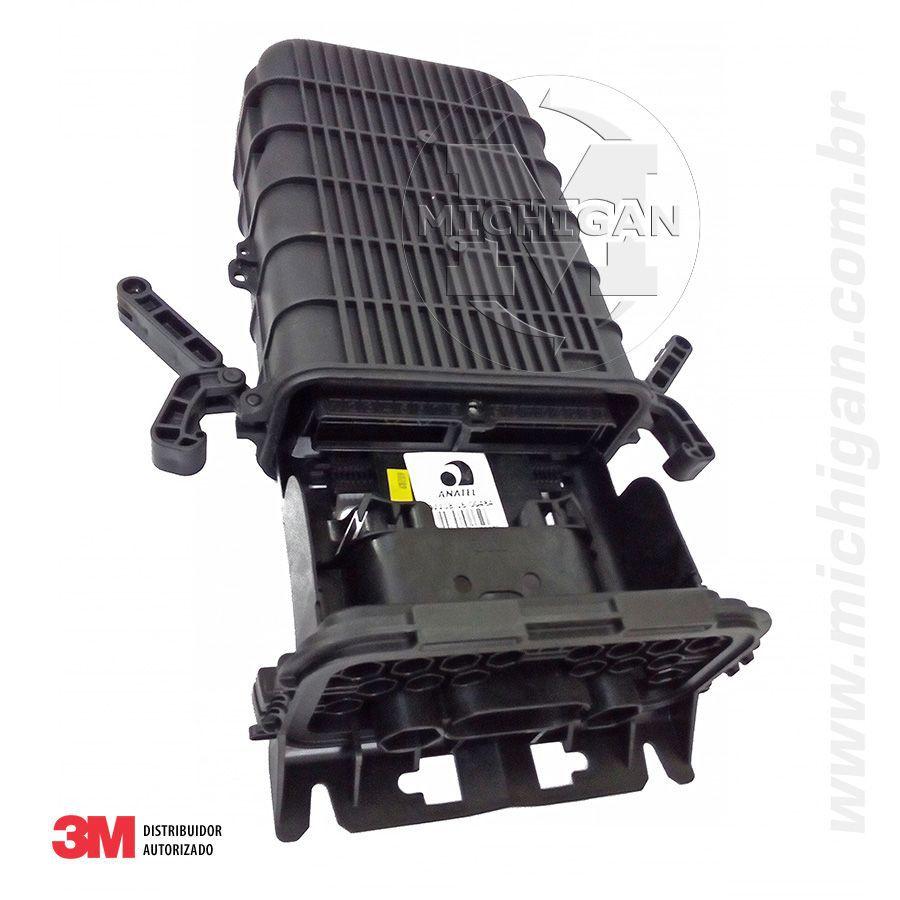 Caixa de Terminação Óptica (CTO) 3M NG17