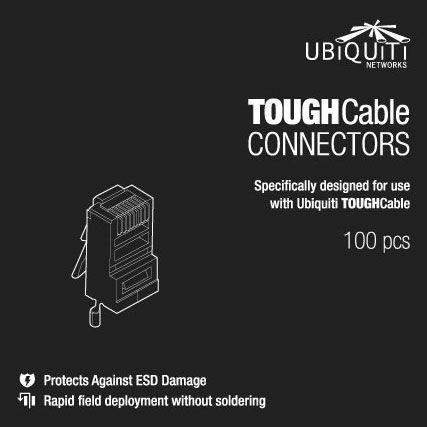 Conector RJ45 ToughCable Ubiquiti Unitário