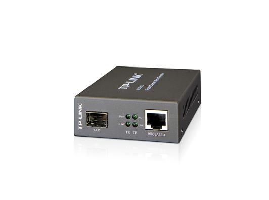 CONVERSOR TP-LINK FIBRA MC220L GIGA
