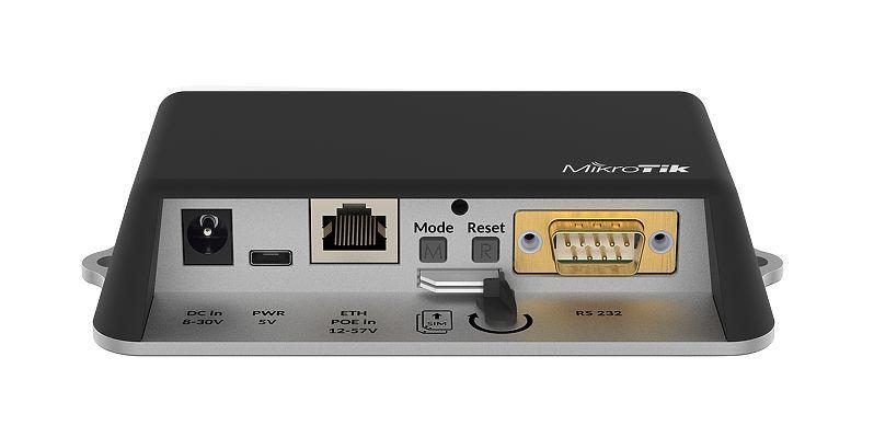 Mikrotik AP LTE RB912R-2ND-LTM 650mhz L4 (LTAP MINI)