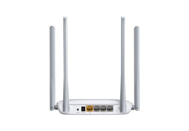Roteador MERCUSYS MW325R - Wireless N 300Mbps 5dbi 4 antenas