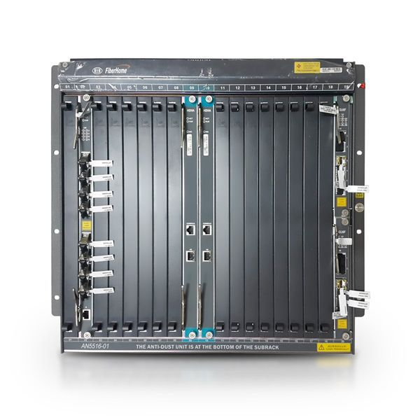 OLT Chassi FiberHome AN5516-01 Alta Capacidade 11U