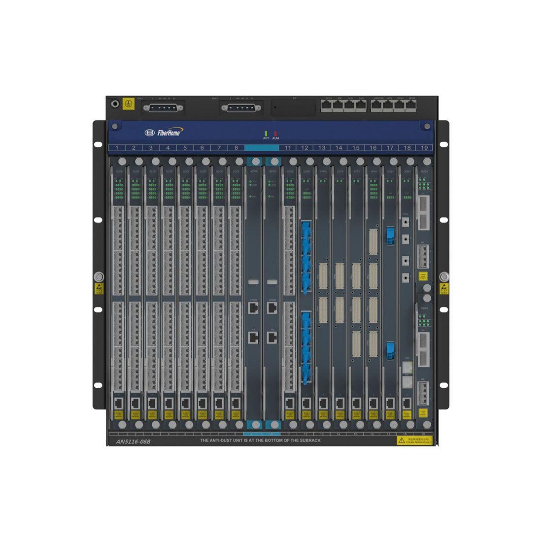 OLT FiberHome AN5516-06 (GPON)