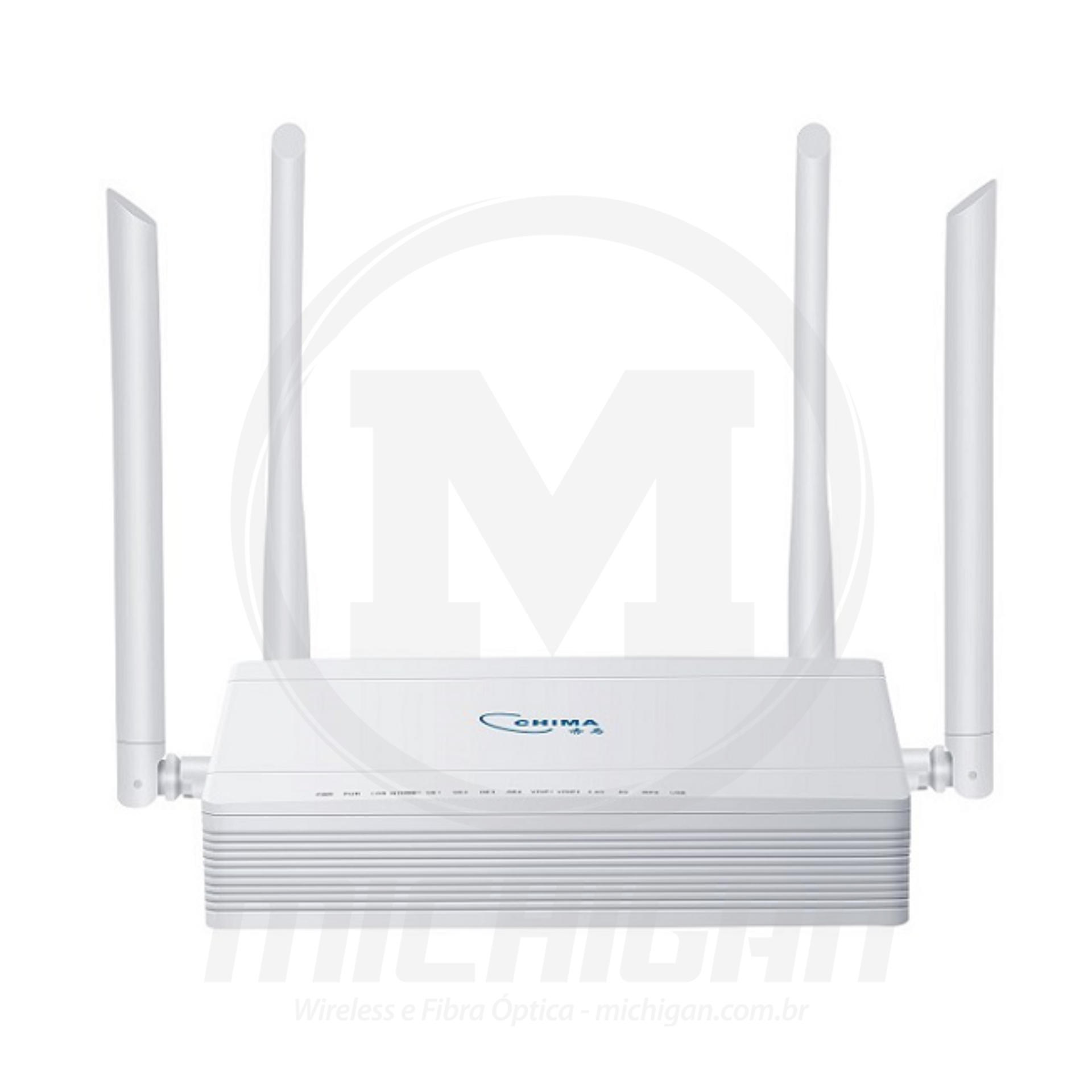Onu Chima SDN7758VACG4 4GE+ 2FXS+1200mbps