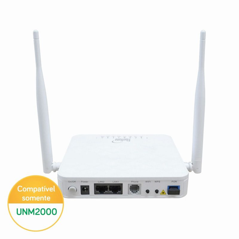 ONU GPON AN5506-02-FG (WiFi + 1GE + 1FE + 1POTS)