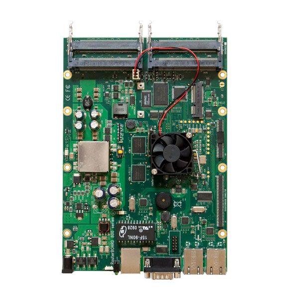 Placa-mãe Mikrotik RouterBoard RB800