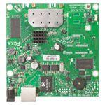 Placa-Mãe Mikrotik RouterBoard RB911G-2HPnD
