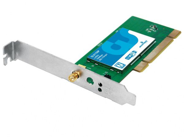PLACA PCI WIRELESS 150MBPS GTS