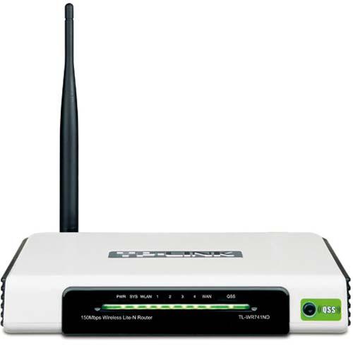 Roteador TP-link TL-WR741ND 150 Mbps